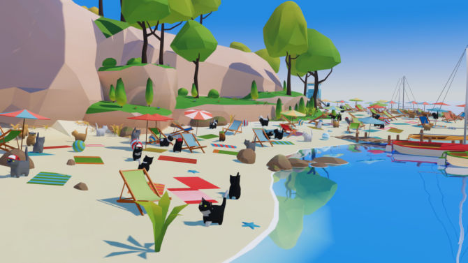 Summer Paws free download