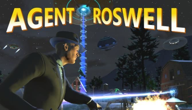 Agent Roswell Free 1