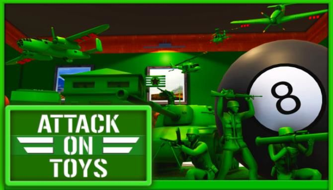 Attack on Toys Free