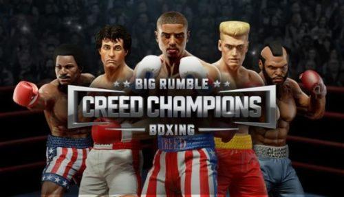 Big Rumble Boxing Creed Champions Free