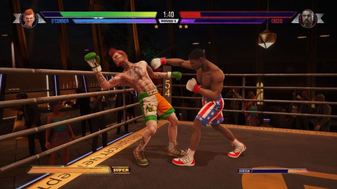 Big Rumble Boxing Creed Champions free cracked