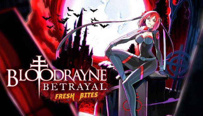 BloodRayne Betrayal Fresh Bites Free 1