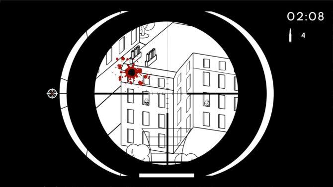 Geometric Sniper Blood in Paris free download
