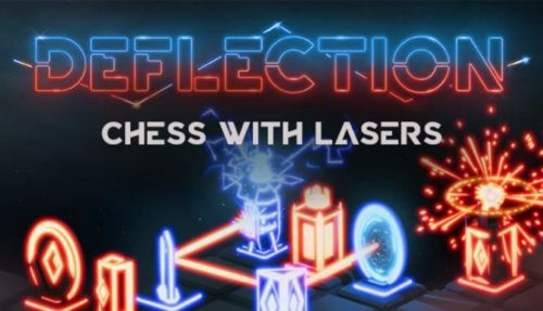 LASER CHESS Deflection Free