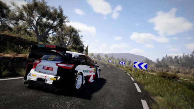 WRC 10 FIA World Rally Championship free download
