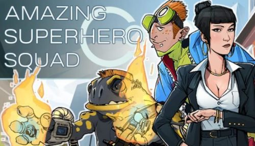 Amazing Superhero Squad Free