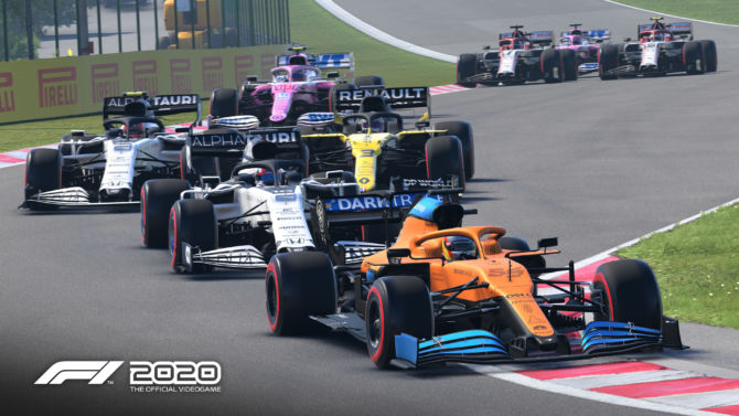 F1 2020 free cracked