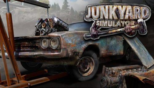 Junkyard Simulator Free