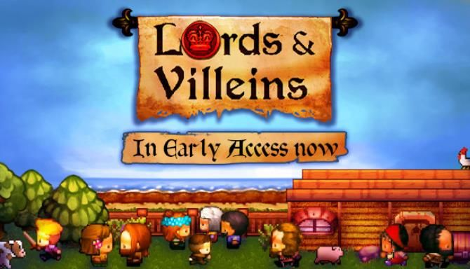 Lords and Villeins Free