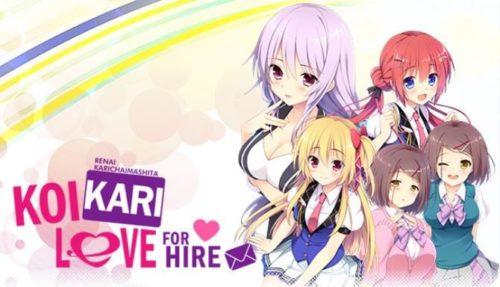 Renai Karichaimashita Koikari Love For Hire Free